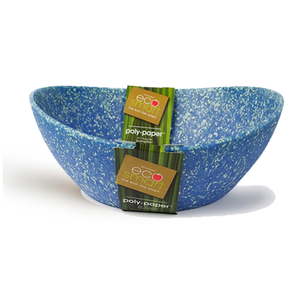 Architec| Ecosmart 綠色創意餐盆-紙藍色