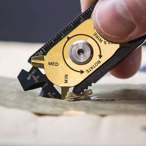 TRUE UTILITY l 英國多功能20合1鑰匙圈工具組FIXR