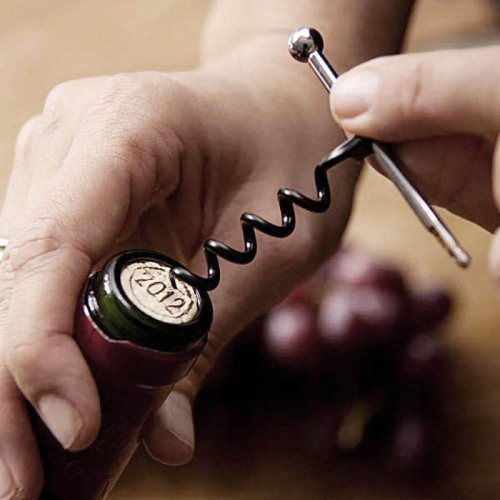 TRUE UTILITY l 英國多功能隨身紅酒開瓶器鑰匙圈Twistick