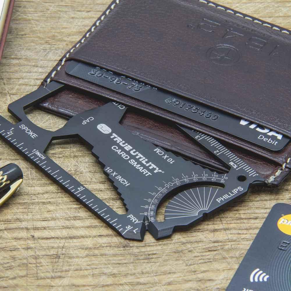 TRUE UTILITY l 英國多功能30合1聰明卡片工具CardSmart