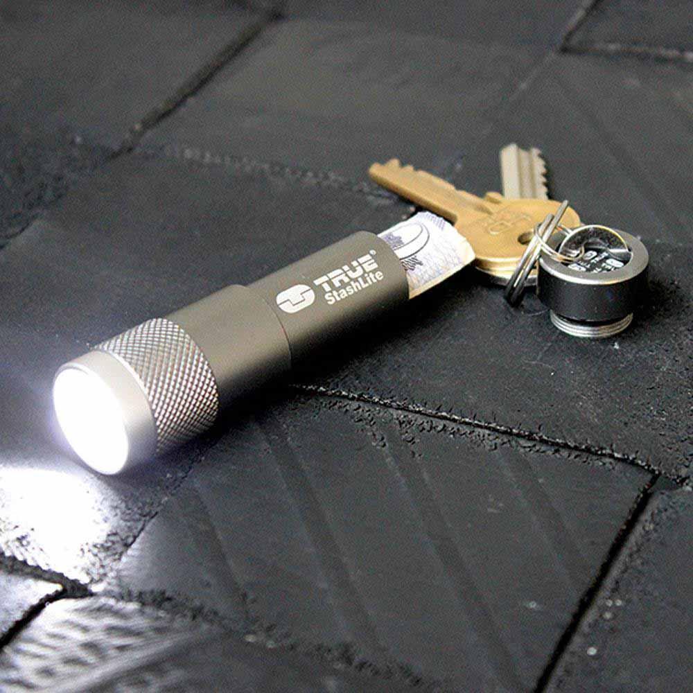 TRUE UTILITY l 英國多功能急需用錢迷你手電筒StashLite