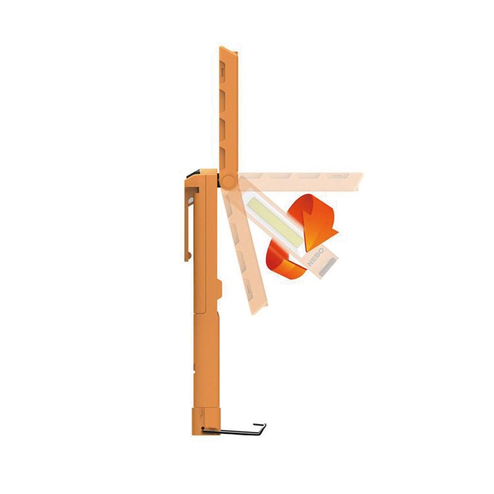 NEBO | LEO 超多功能口袋LED燈-活力橘