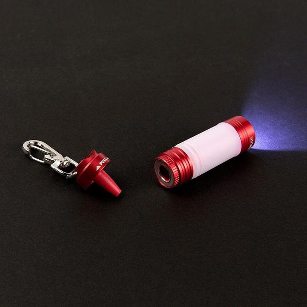 NEBO | POPLite隨身便利LED燈-烈焰紅