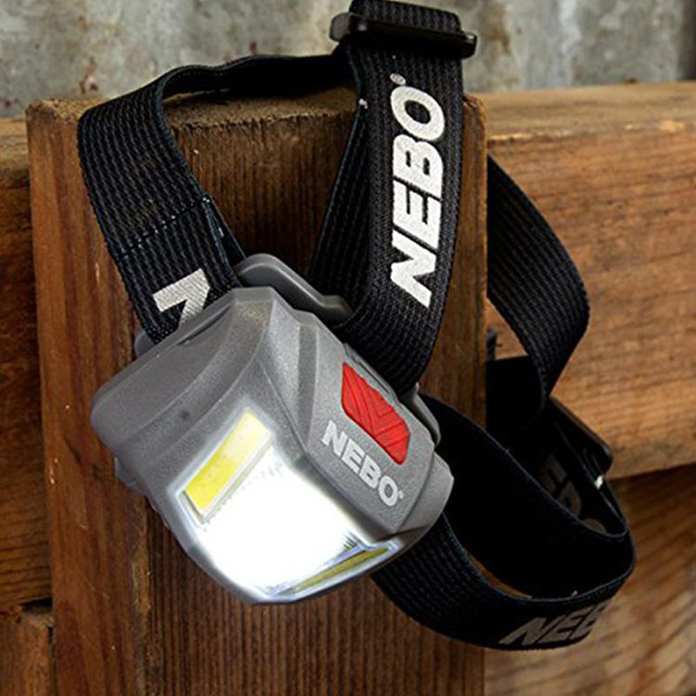 NEBO | Duo 超亮光頭燈