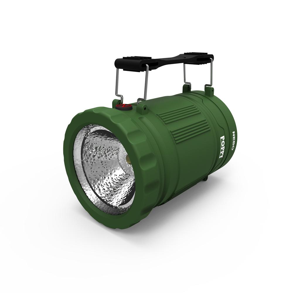 NEBO | Poppy 手電筒兩用提燈-綠