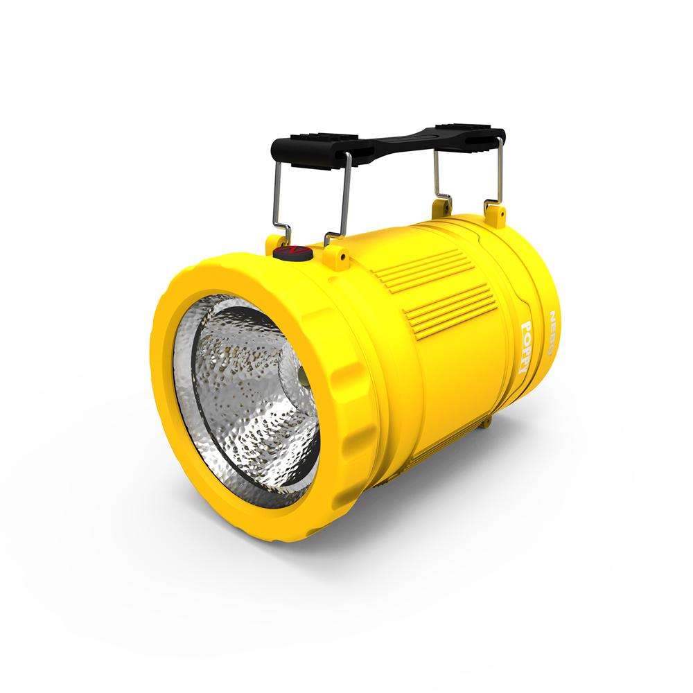 NEBO   Poppy 手電筒兩用提燈-黃
