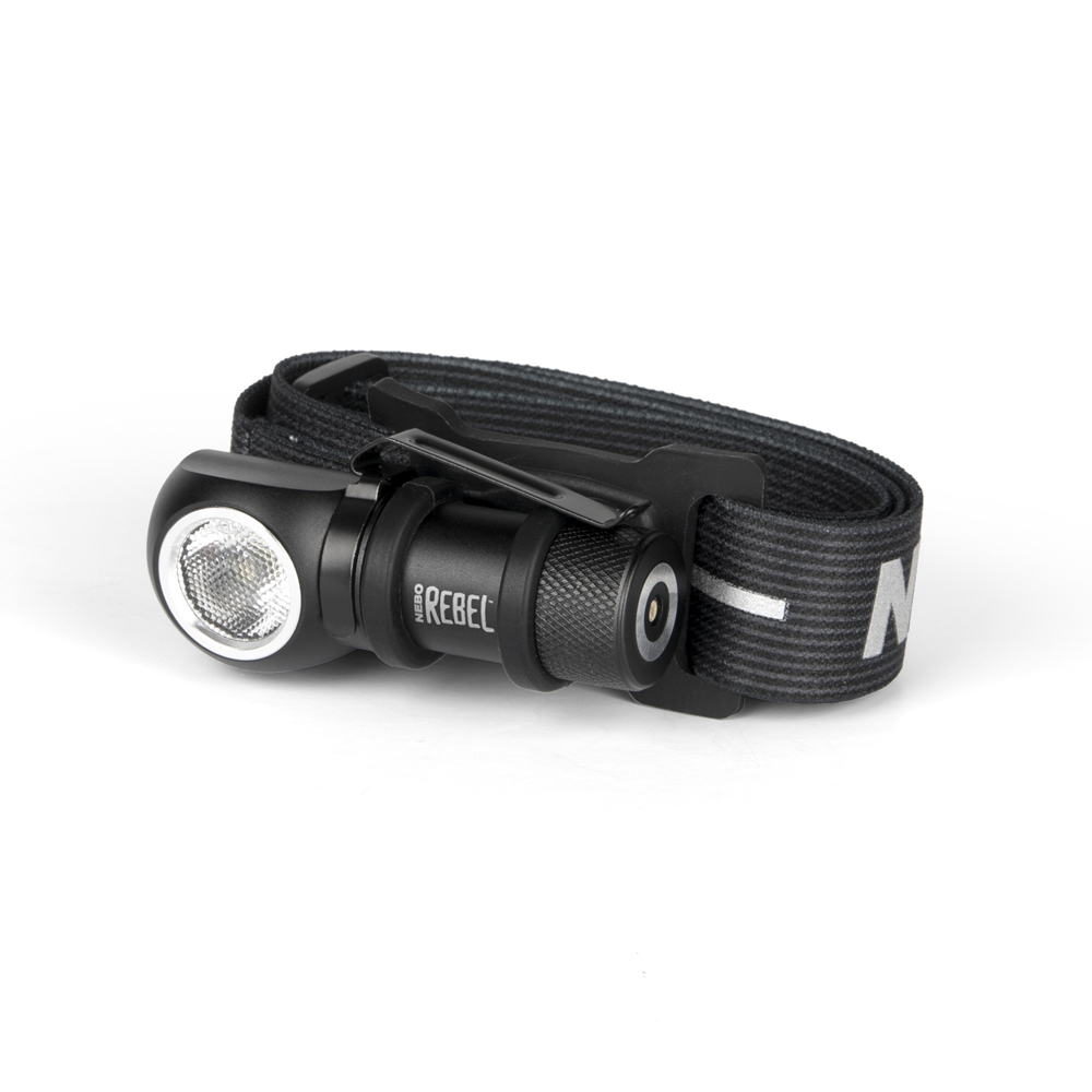NEBO | Rebel 磁吸式充電兩用頭燈