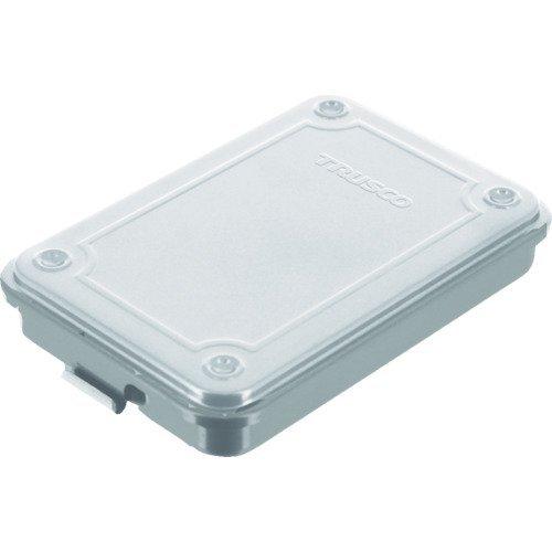 Trusco|上掀式收納盒(薄型)-鐵灰