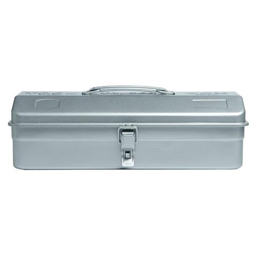 Trusco 山型單層工具箱-槍銀(Y-350-SV)
