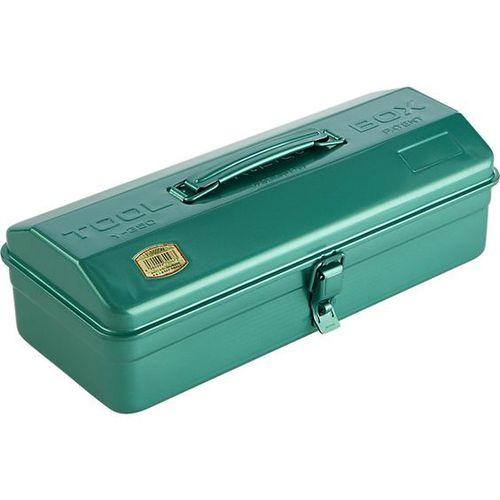 Trusco 山型單層工具箱-銅綠