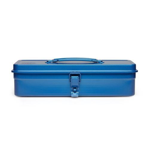 Trusco|經典單層工具箱(大)-鐵藍