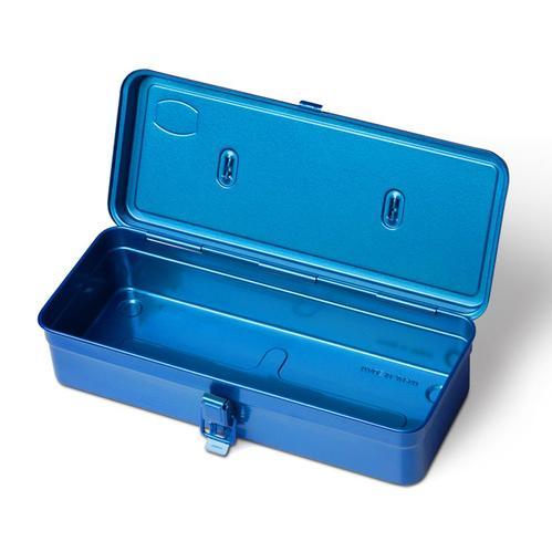 Trusco|經典單層工具箱(中)鐵藍