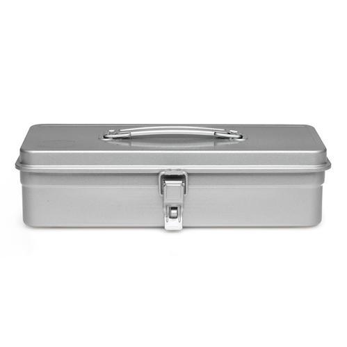 Trusco 經典單層工具箱(中)槍銀