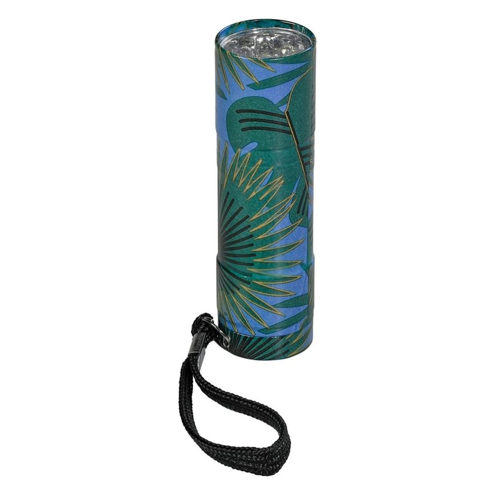 Pretty Useful Tools|熱帶叢林系列 隨身迷你LED手電筒 - 雨林藍
