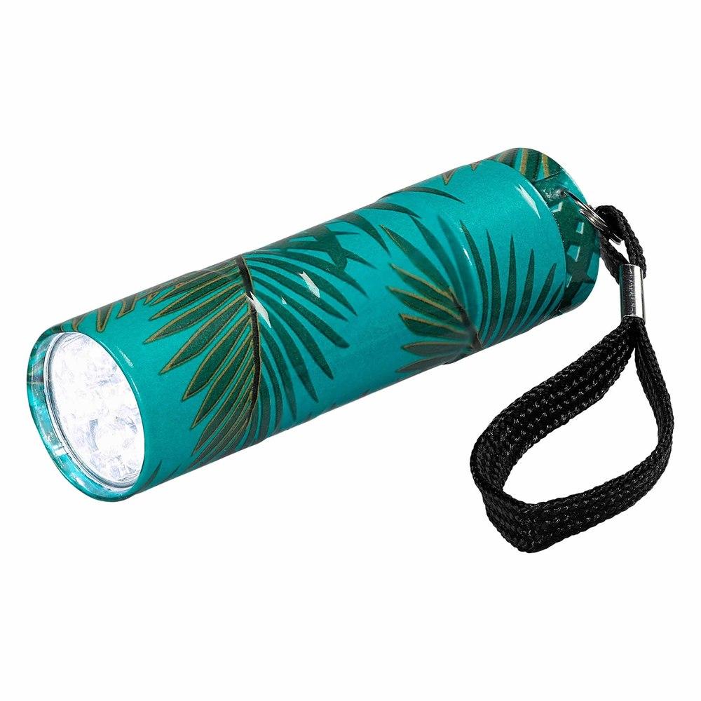Pretty Useful Tools|熱帶叢林系列 隨身迷你LED手電筒 - 探險綠
