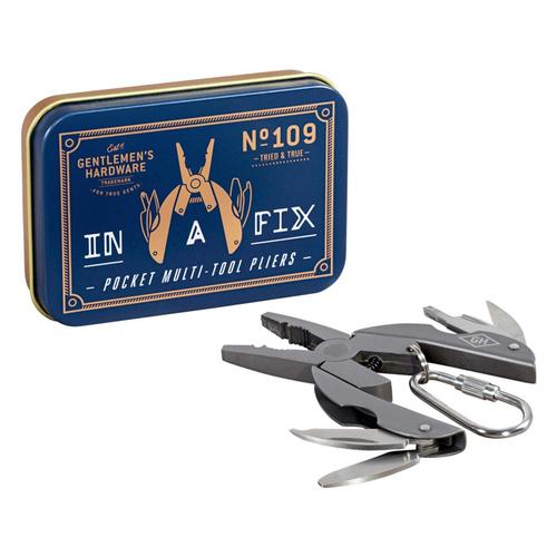 Gentlemen's Hardware|口袋隨身甲蟲造型刀鉗工具組