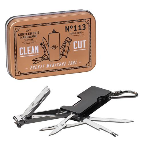 Gentlemen's Hardware|口袋隨身指甲刀工具組