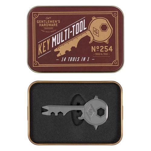 Gentlemen's Hardware|14合1多功能鑰匙隨身工具組