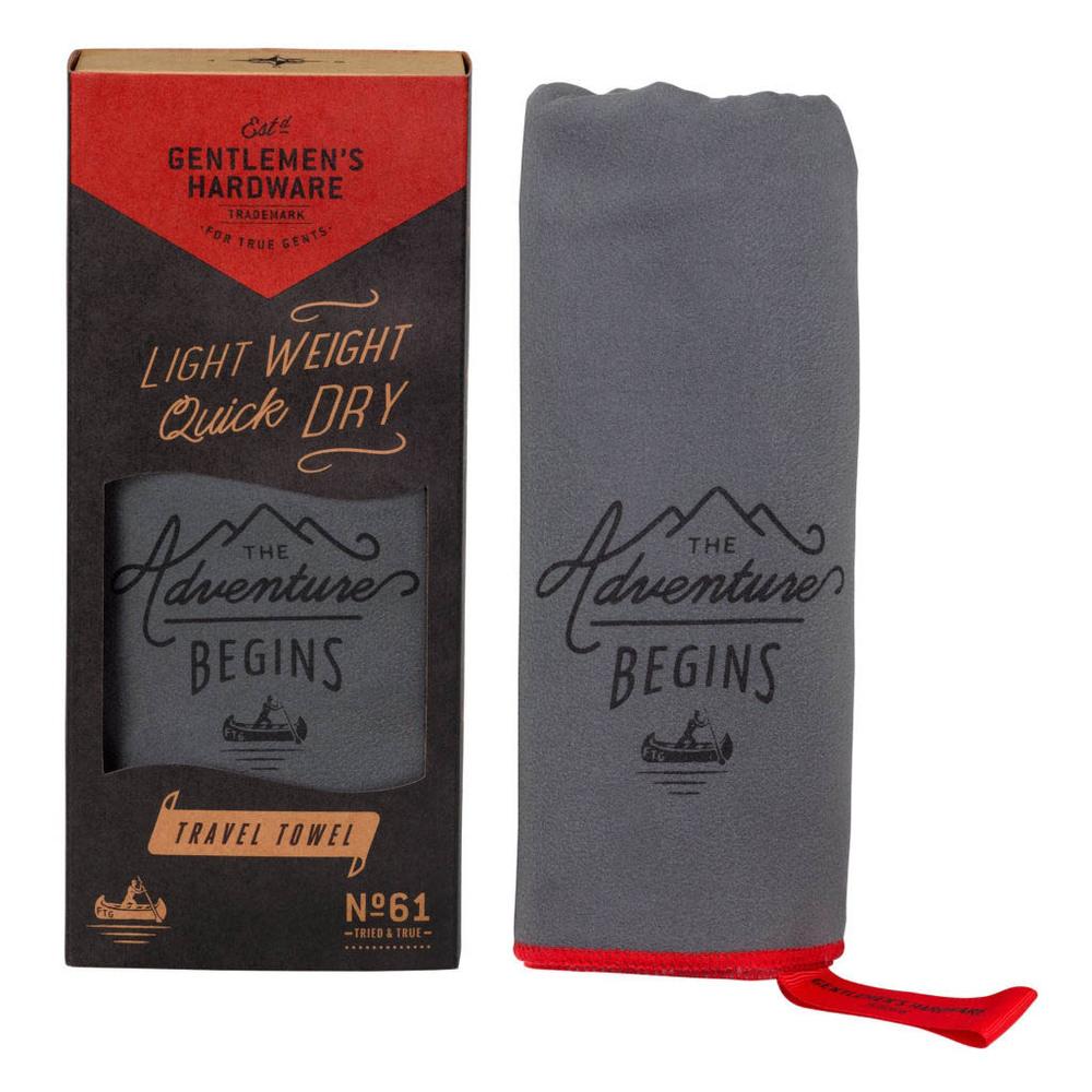 Gentlemen's Hardware|旅行快乾多用途毛巾