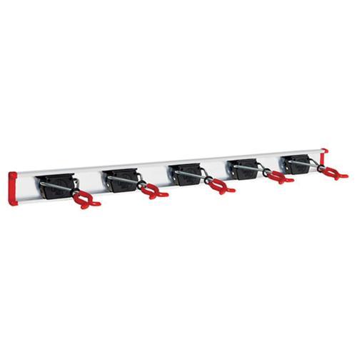 BRUNS 經典工具收納架 5入組 附外框0.75m