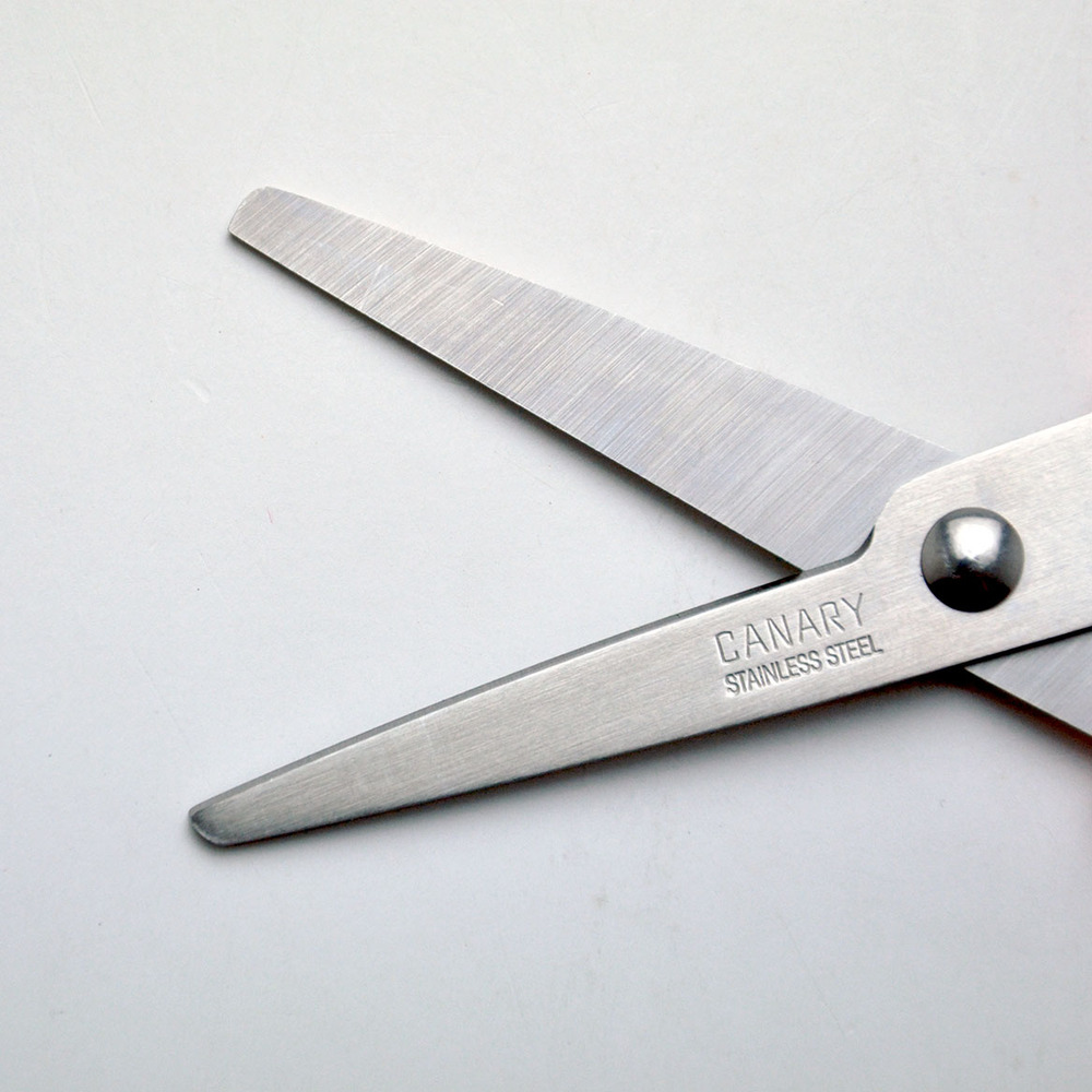 日本CANARY 安全事務剪刀-兒童剪