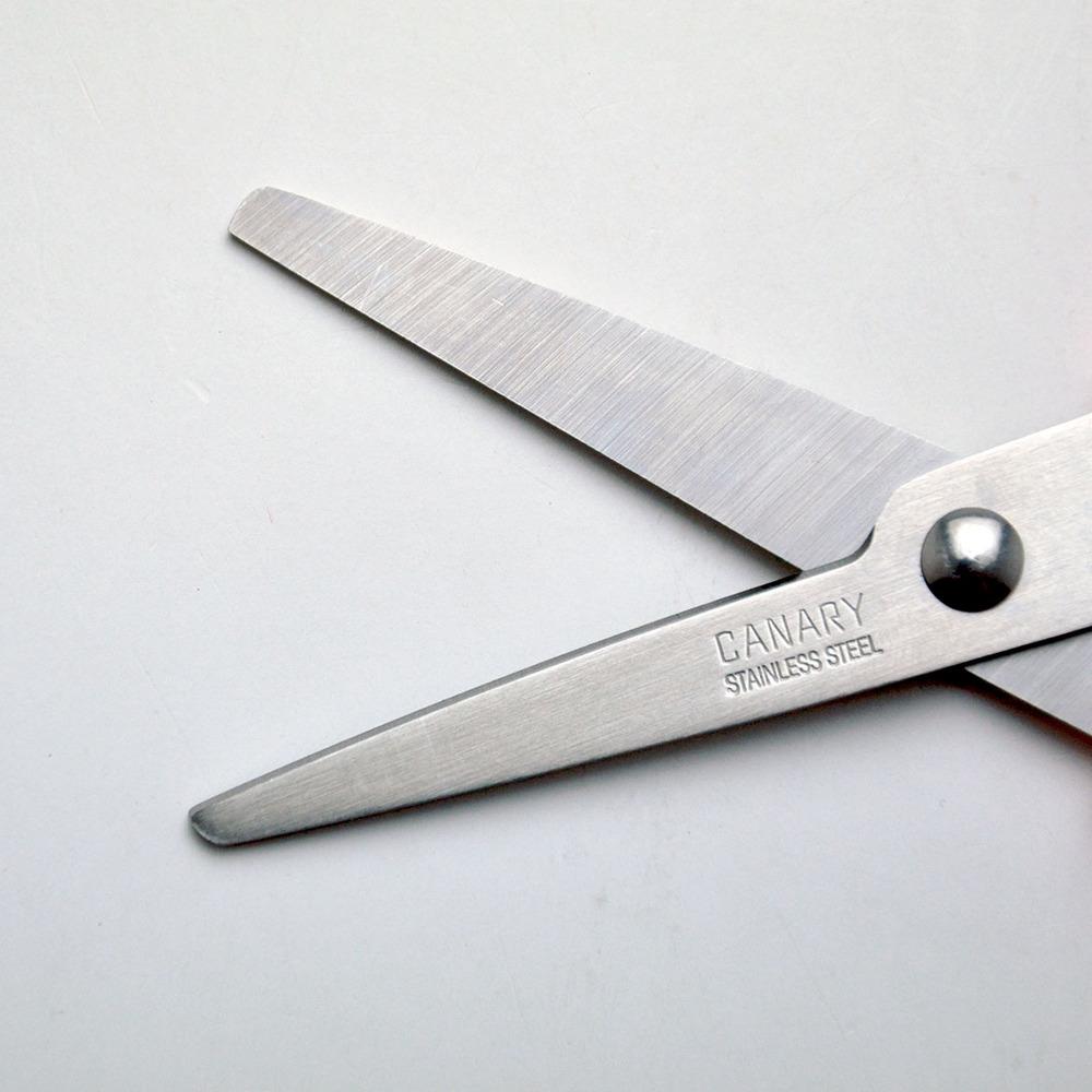 日本CANARY|安全事務剪刀-兒童剪