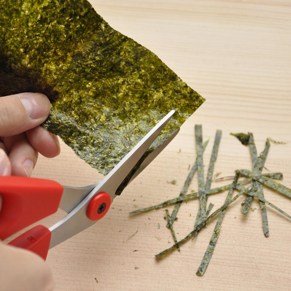 日本CANARY|主婦最愛-可拆洗式廚房剪刀