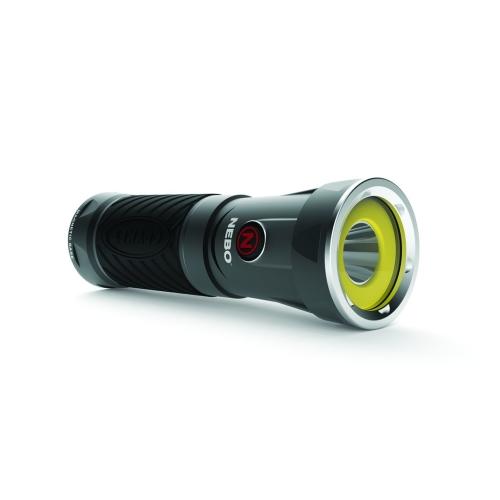NEBO|BIG CRYKET迴旋多用途COB LED工作手電筒