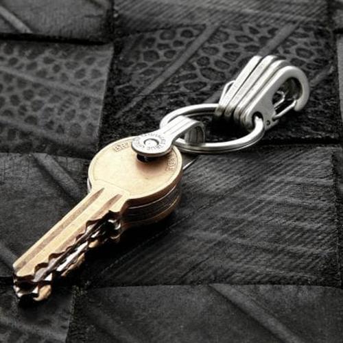 TRUE UTILITY|英國多功能扣環式鑰匙圈組KeyRing System