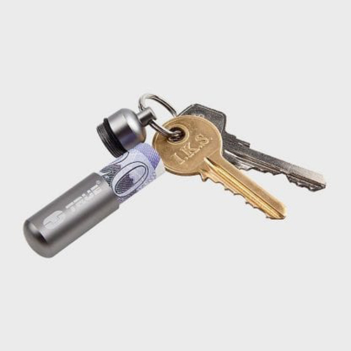 TRUE UTILITY|英國多功能急需用錢鑰匙圈CASHSTASH+