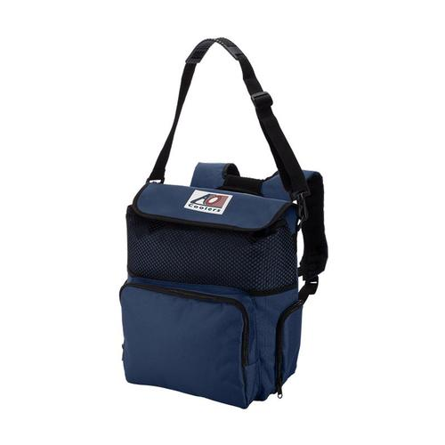 AO COOLERS|酷冷軟式輕量保冷後背包-18罐型-海軍藍