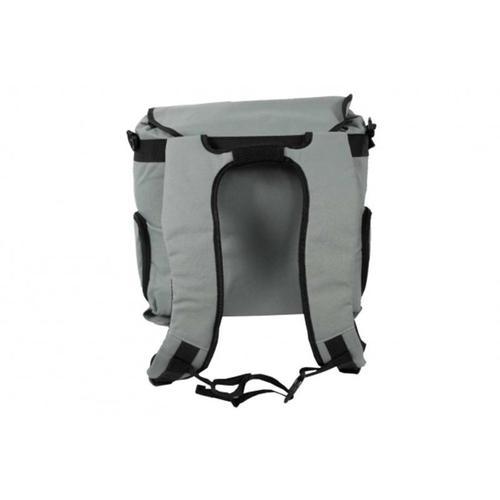 AO COOLERS|酷冷軟式輕量保冷後背包-18罐型-炭灰