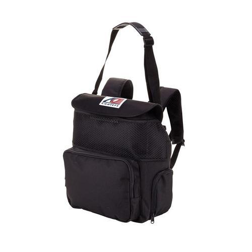 AO COOLERS|酷冷軟式輕量保冷後背包-18罐型-經典黑