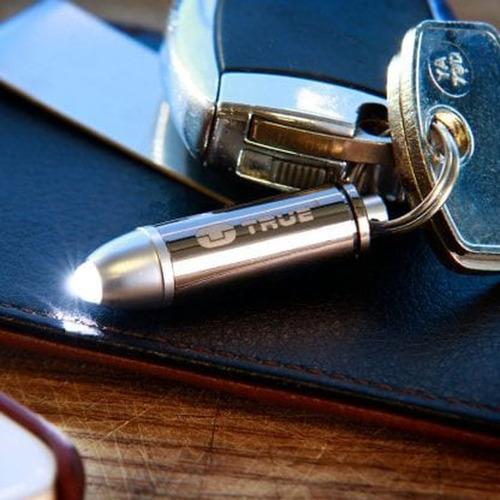 TRUE UTILITY|英國多功能子彈型手電筒鑰匙圈BULLETLITE