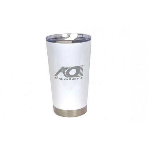 AO COOLERS|旅行不鏽鋼保溫杯-科技白