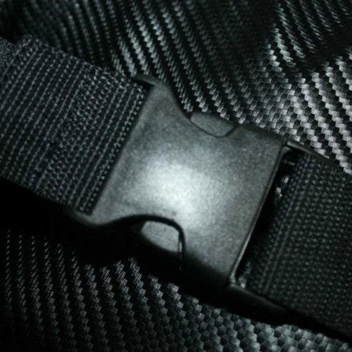 AO COOLERS|酷冷軟式輕量保冷托特包-12罐型-碳纖維風 科技黑