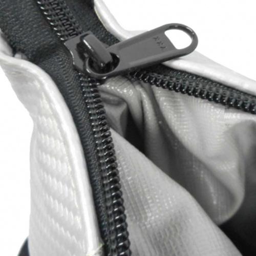 AO COOLERS 酷冷軟式輕量保冷托特包-24罐型-碳纖維風 銀灰