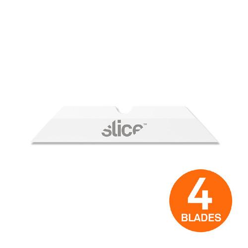 Slice|迷你陶瓷替刃-尖 4入組
