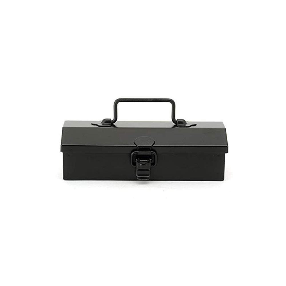 TOYO BOX COBAKO 手提桌上小物收納盒(迷你)-黑