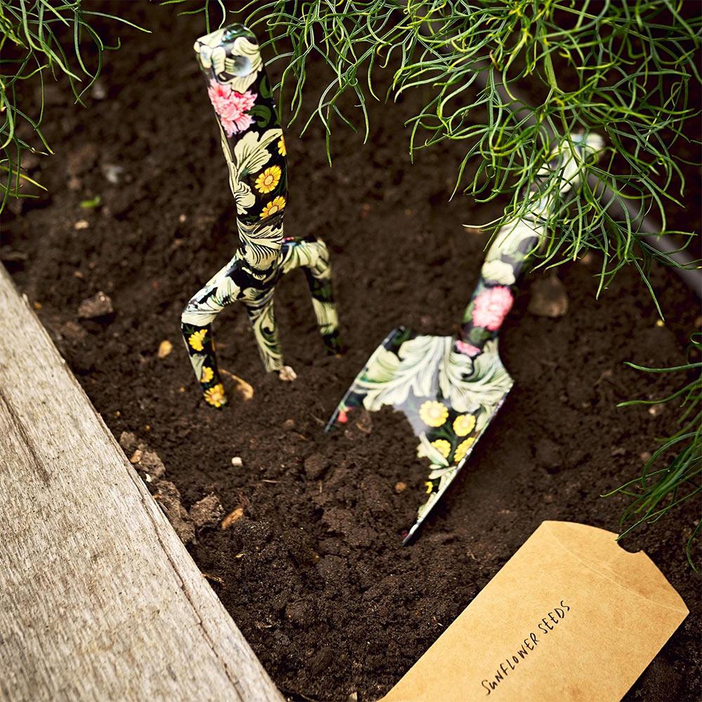 V&A|William Morris聯名限量款-叉鏟花園工具組-Leicester系列