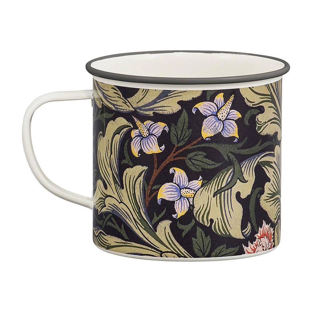 V&A|William Morris聯名限量款-戶外琺瑯杯-Leicester系列