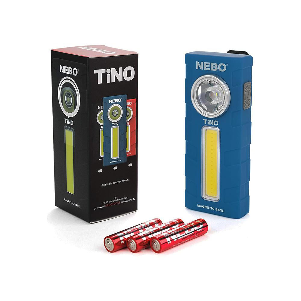 NEBO|TiNO 超薄型兩用LED燈(2入組) (NE6809)