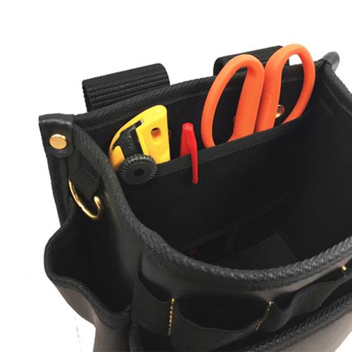 FUJIYA日本富士箭|防潑水腰間工具收納袋-二層型