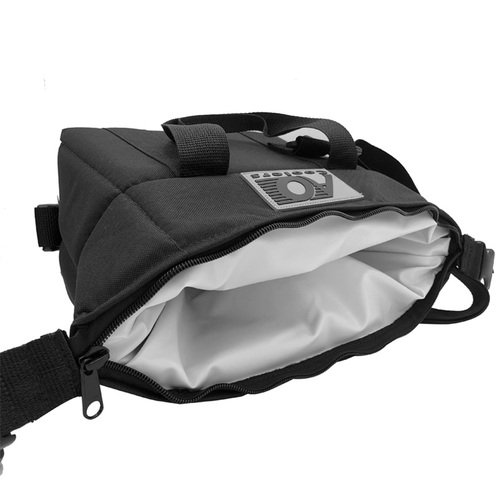 AO COOLERS 酷冷軟式輕量保冷托特包-6罐型 -經典帆布CANVAS系列 經典黑