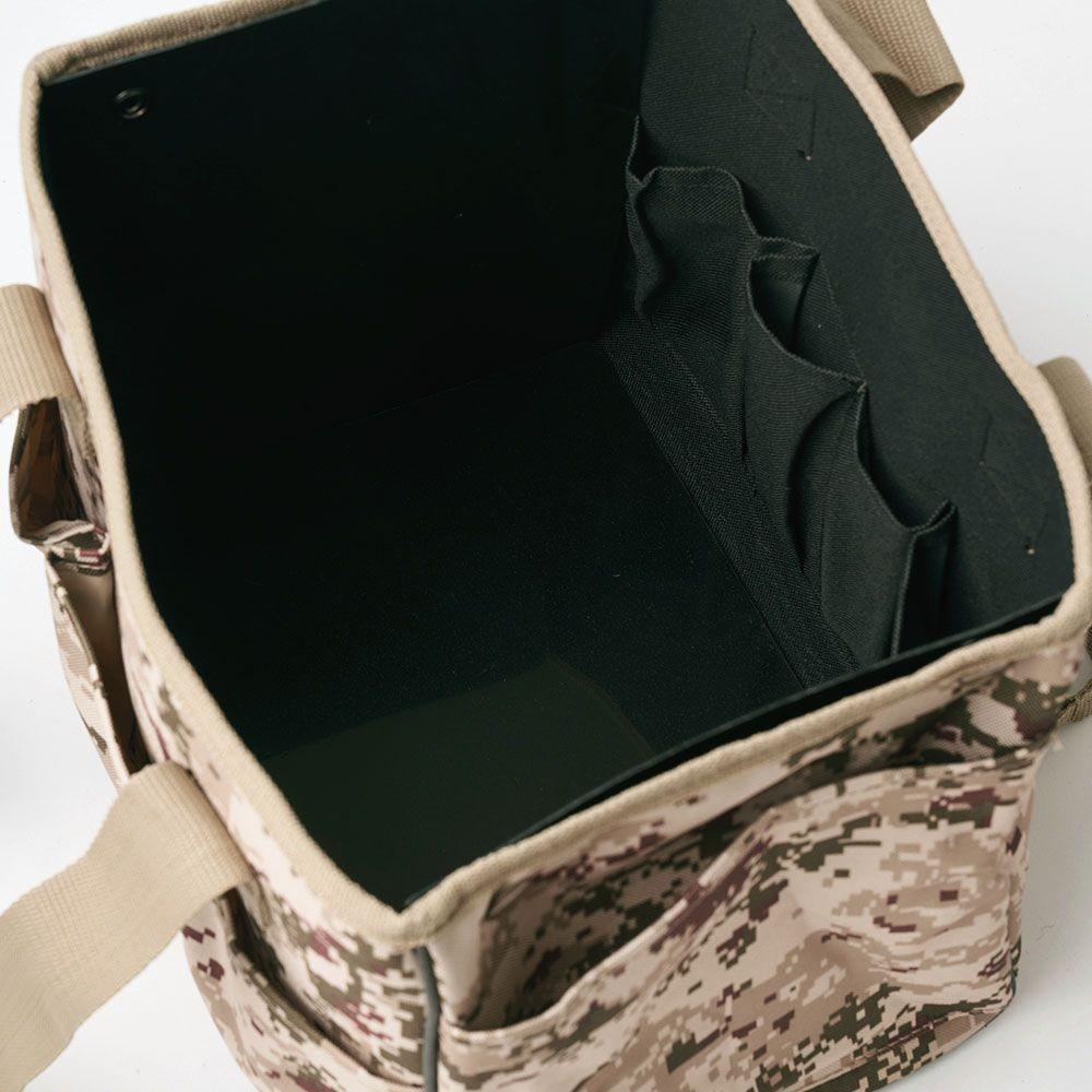 Trusco 數位迷彩-沙漠色系工具袋(小)