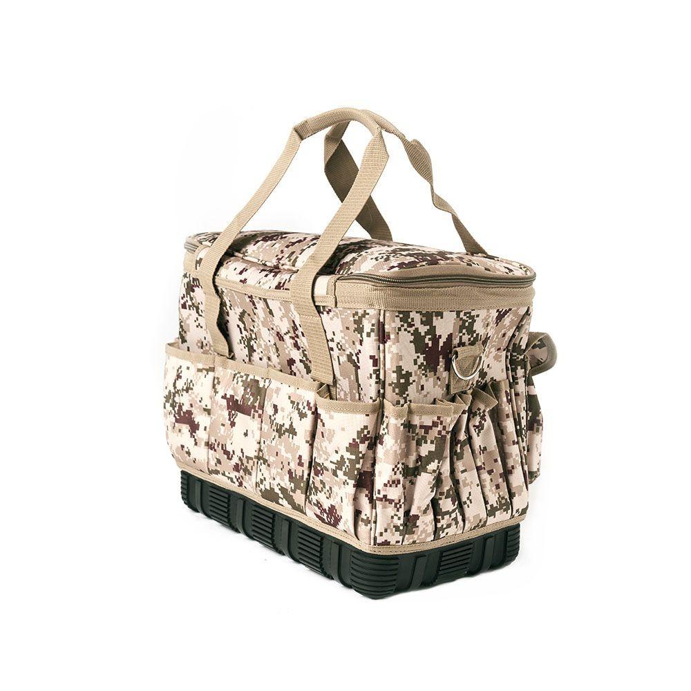 Trusco|數位迷彩-沙漠色系工具袋(大)