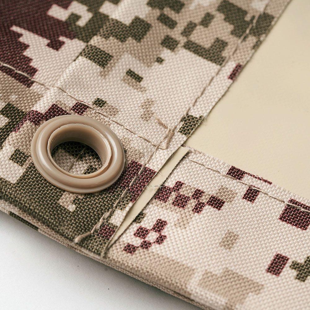 Trusco|數位迷彩-沙漠色系多用途帆布