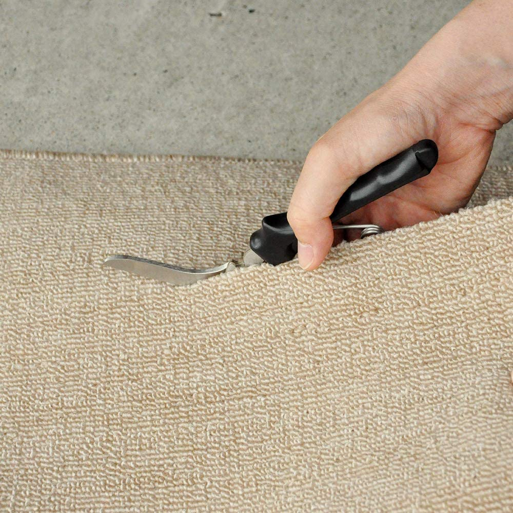 日本CANARY|剪刀大力士 多用途附齒剪刀-彎刃205mm