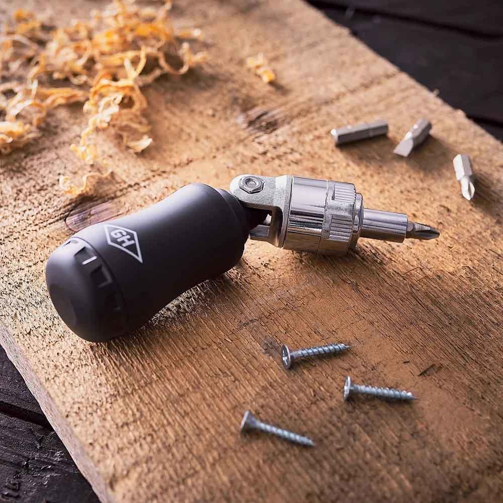 Gentlemen's Hardware|12合1螺絲刀