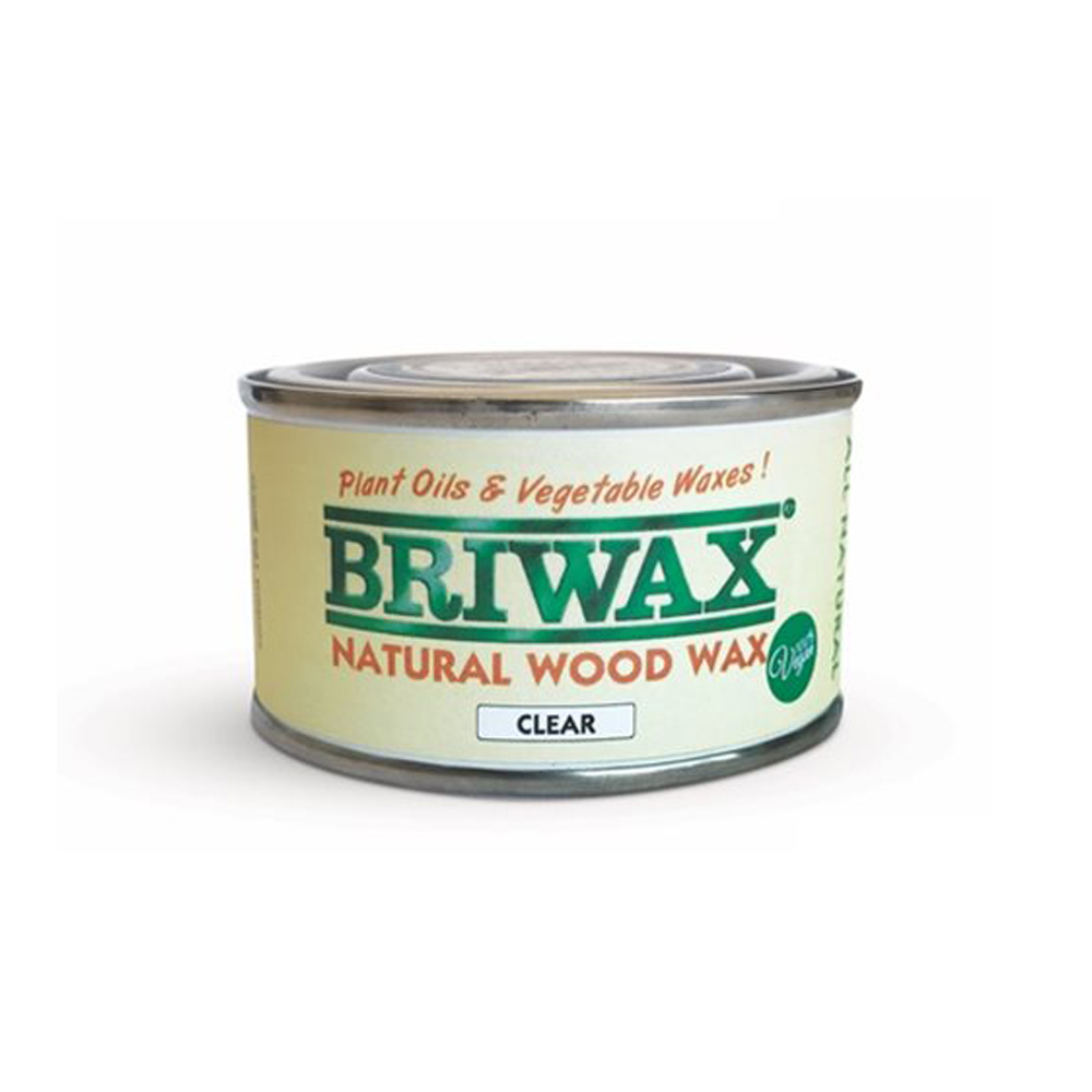 Briwax|天然木製品清潔保養蠟 125g